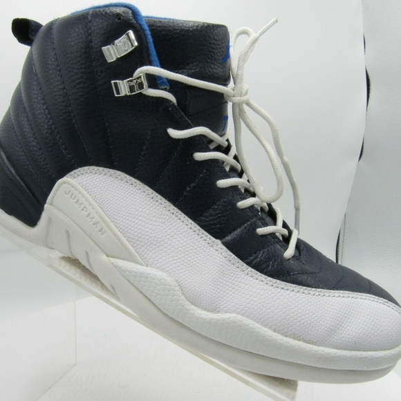 Jordan Other - Nike Jordan 12 Retro Obsidian  Sz 12 Mens C2A B32